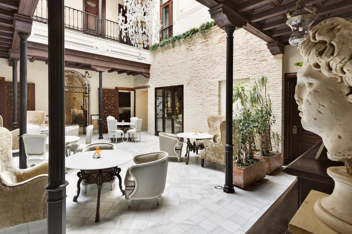Casa 1800 Sevilla – Patio