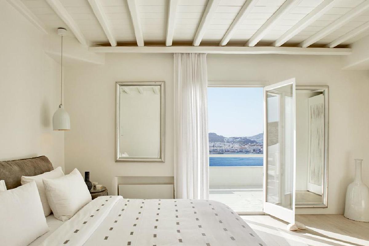 Cavo Tagoo – Classic Room Sea Side View