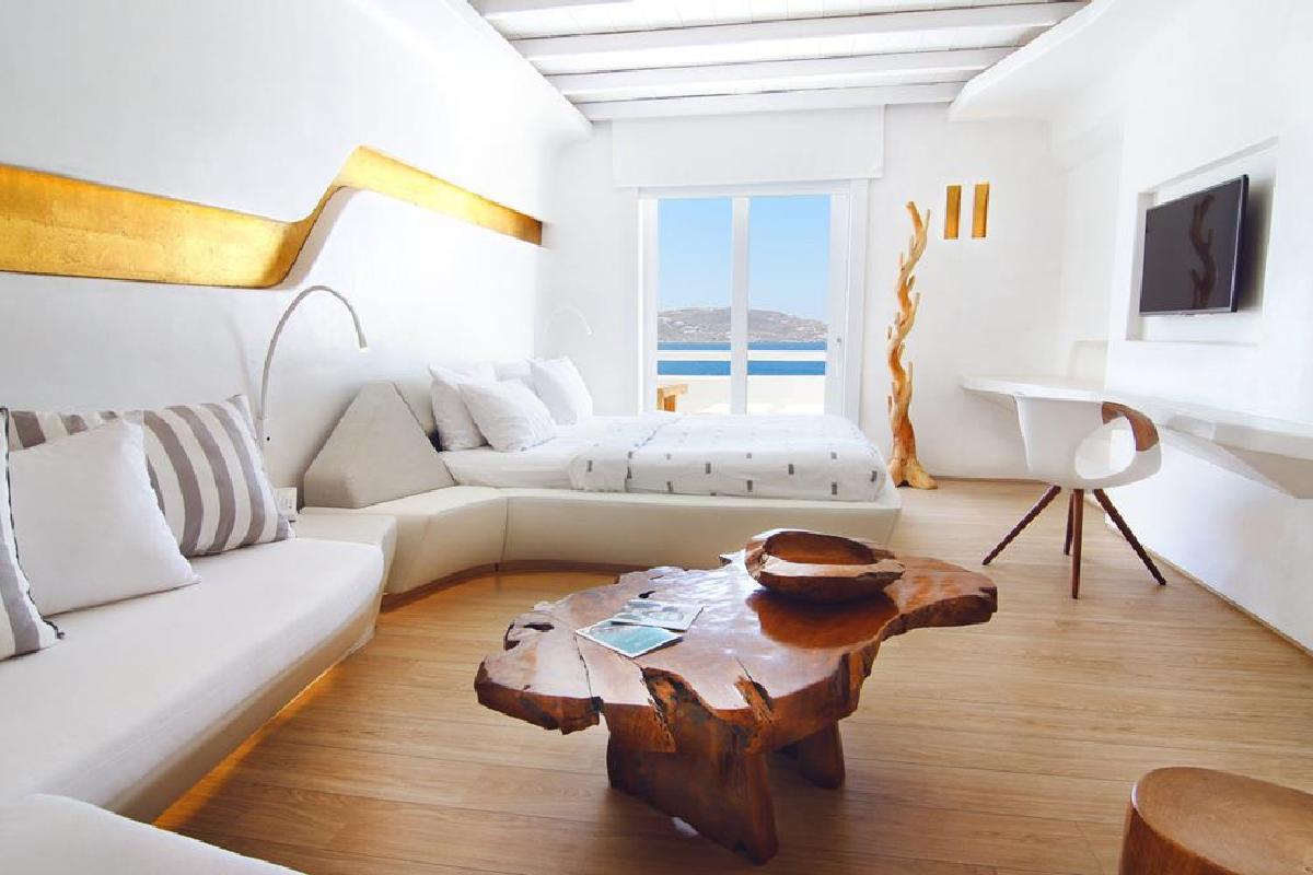 Cavo Tagoo – Premium Room Sea View