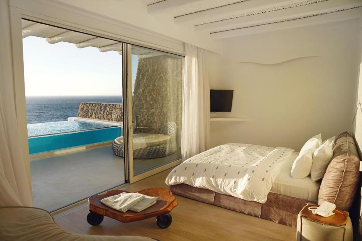 Cavo Tagoo – Two Bedroom Suite with Pool