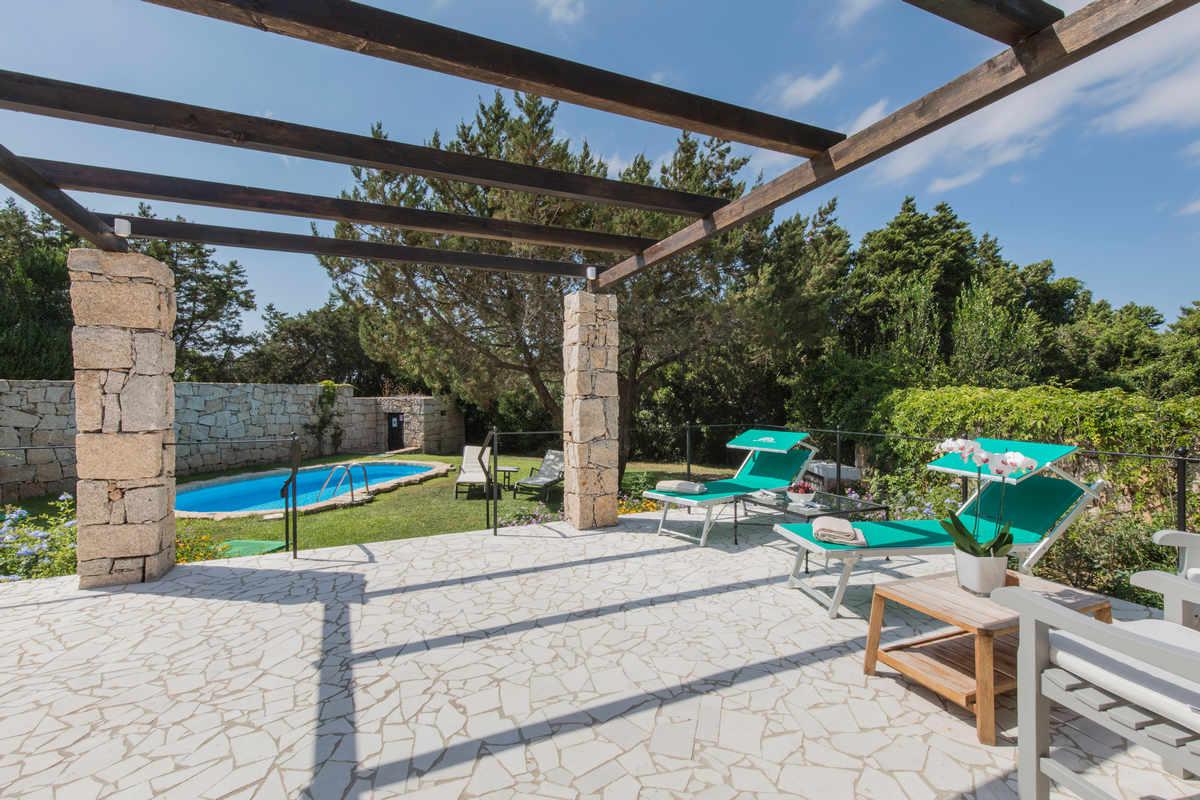 Dei Nuraghi – Junior Suite with Pool