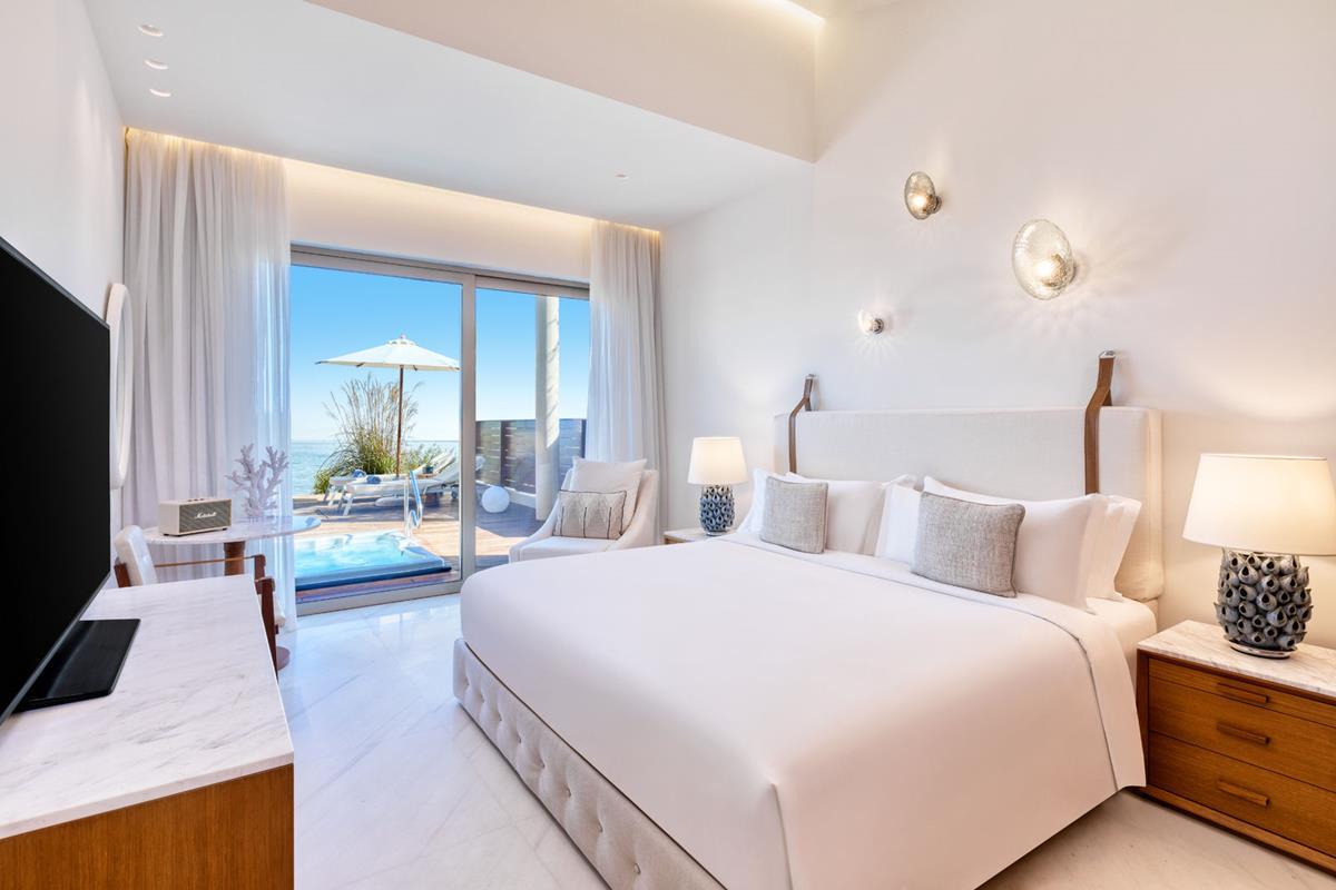 Domes Miramare Corfu – Pavillon Retreat Sea View