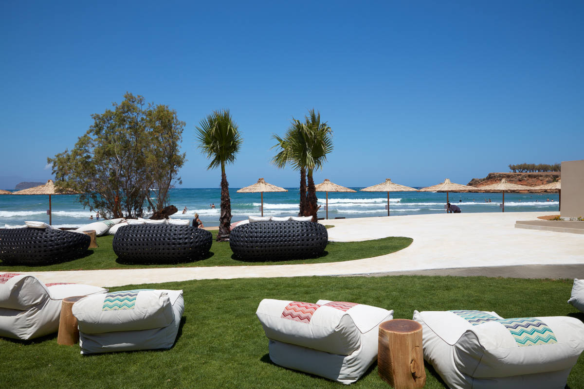 Domes Noruz Chania – Resort Beach