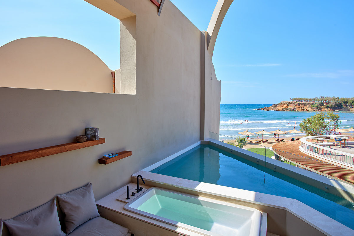 Domes Noruz Chania – Sublime Loft