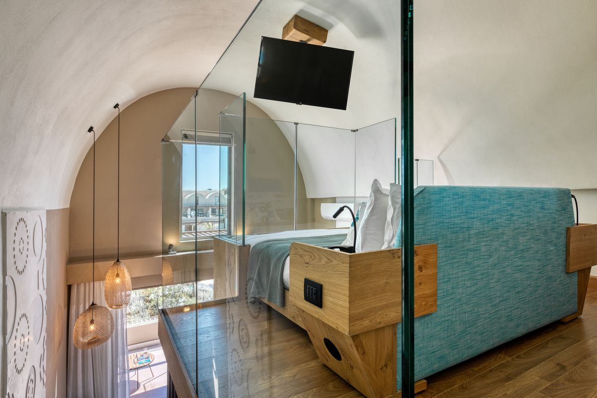 Domes Noruz Chania – Wellness Loft