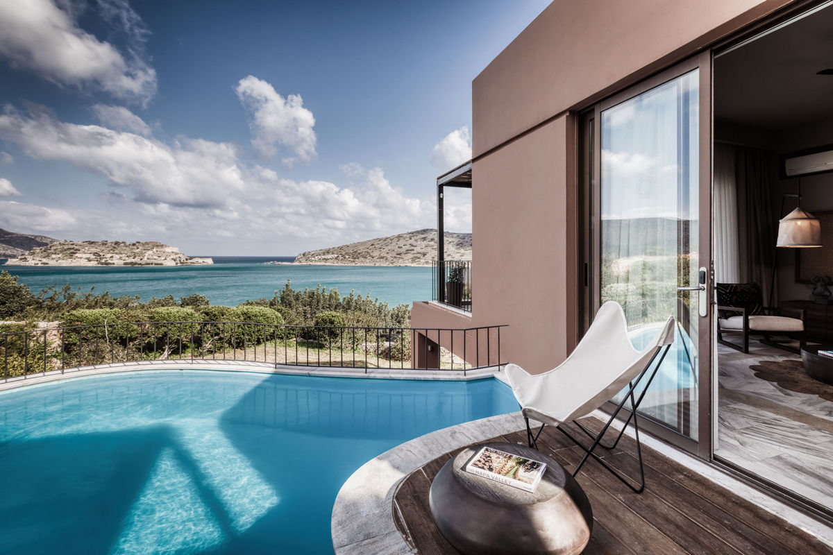 Domes Of Elounda – Family Suite Private Pool