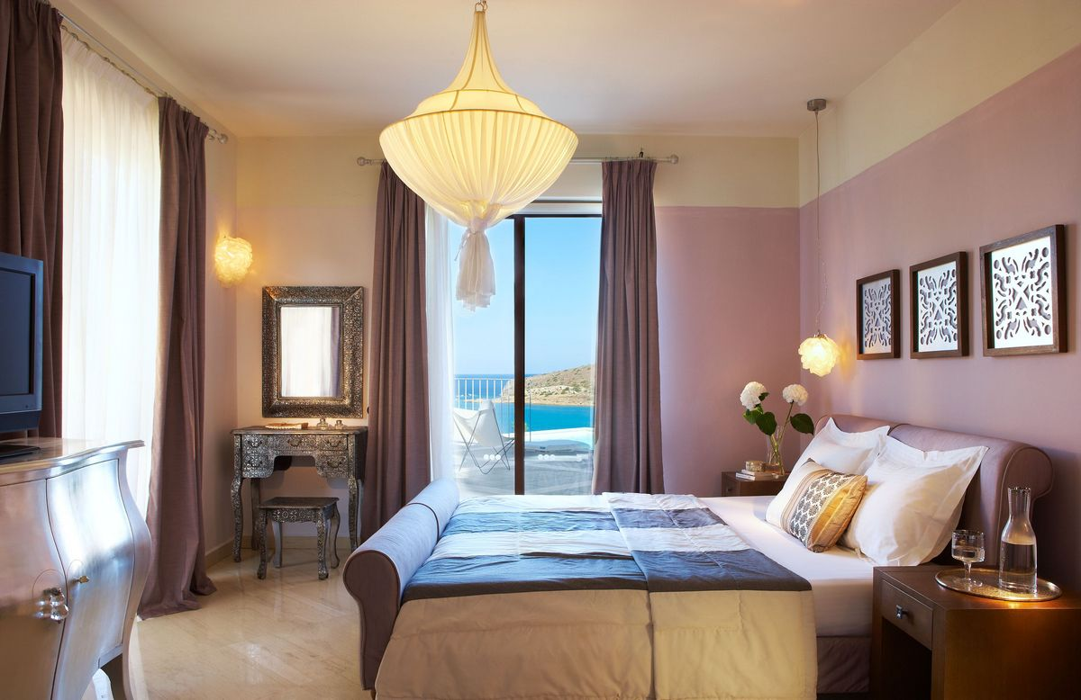 Domes Of Elounda – Master Bedroom