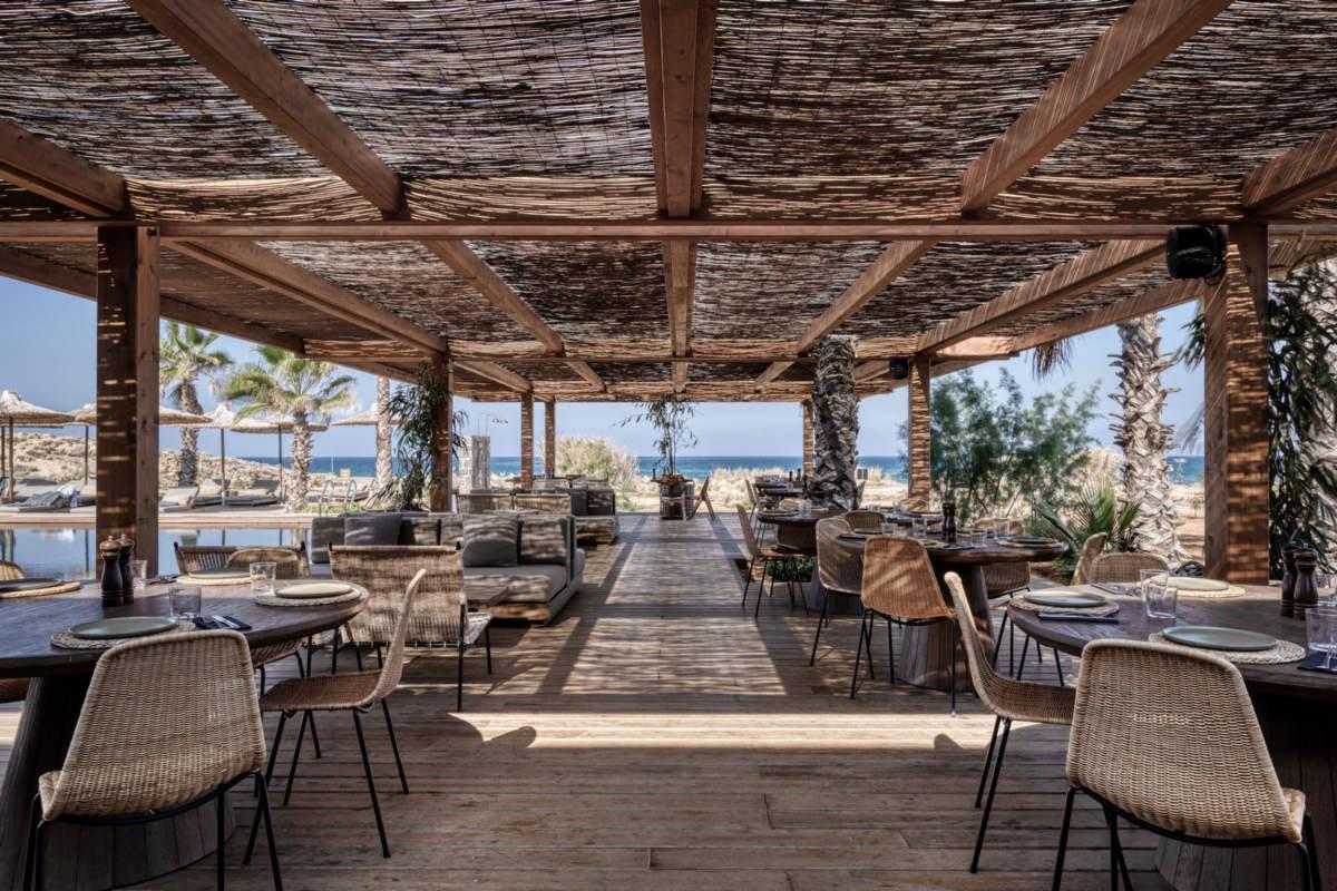 Domes Zeen Chania – Beach House
