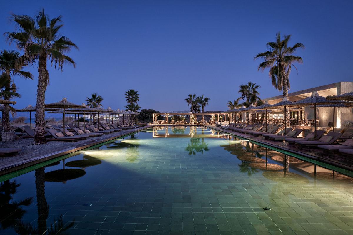 Domes Zeen Chania – Outdoor Pool