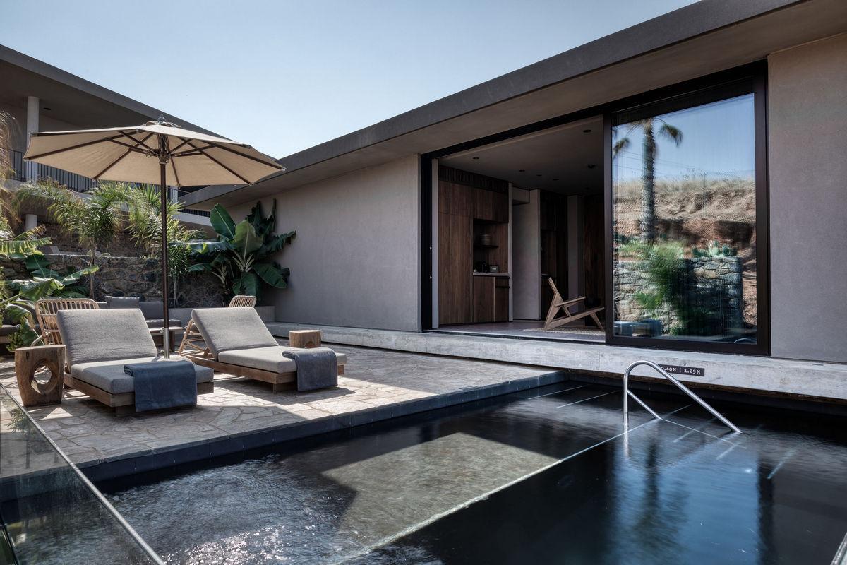 Domes Zeen Chania – The Villa Outdoor Pool