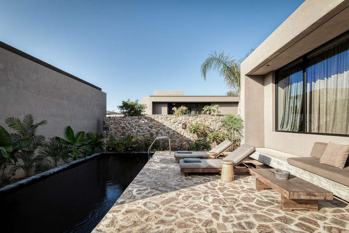 Domes Zeen Chania – Tropical Open Plan Suite