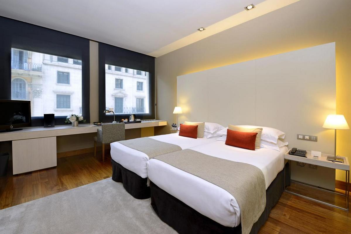Grand Hotel Central – Executive Room