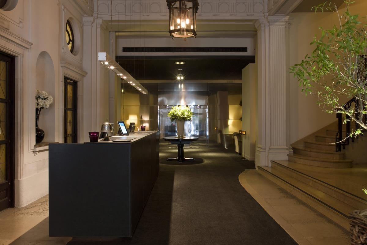 Grand Hotel Central – Lobby