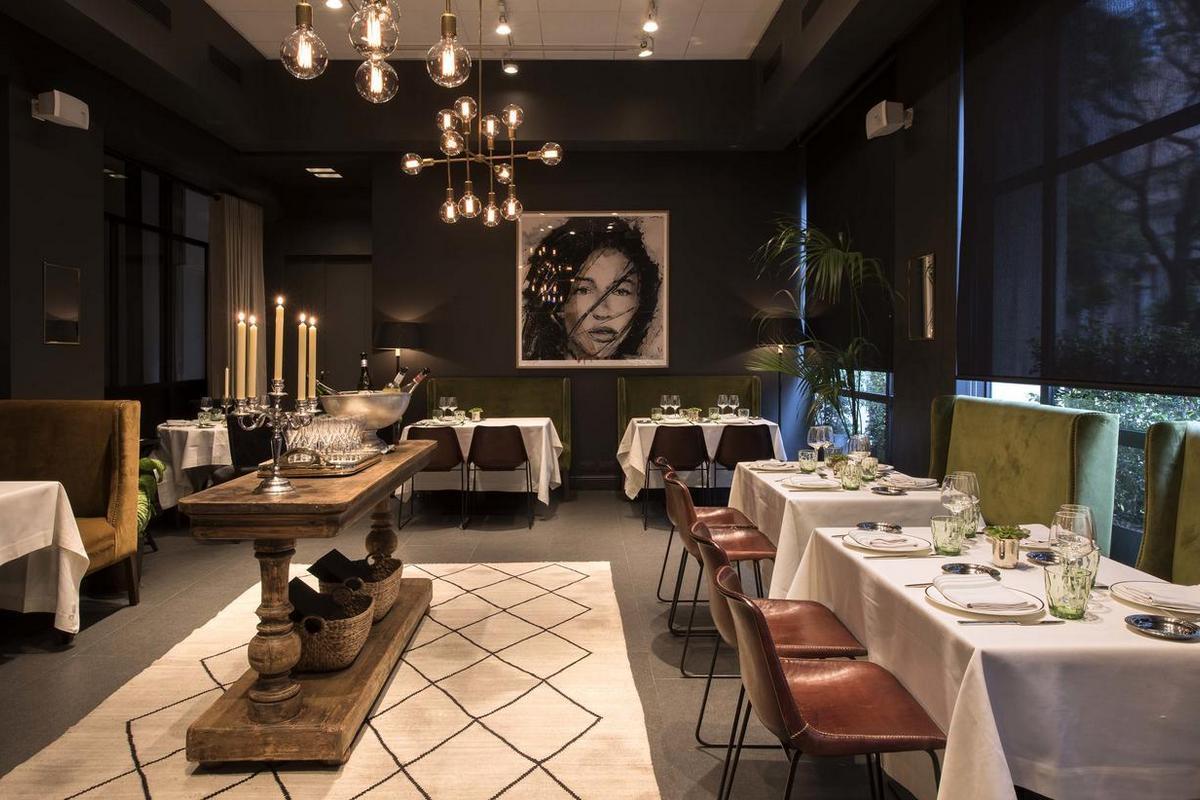 Grand Hotel Central – Restauracja