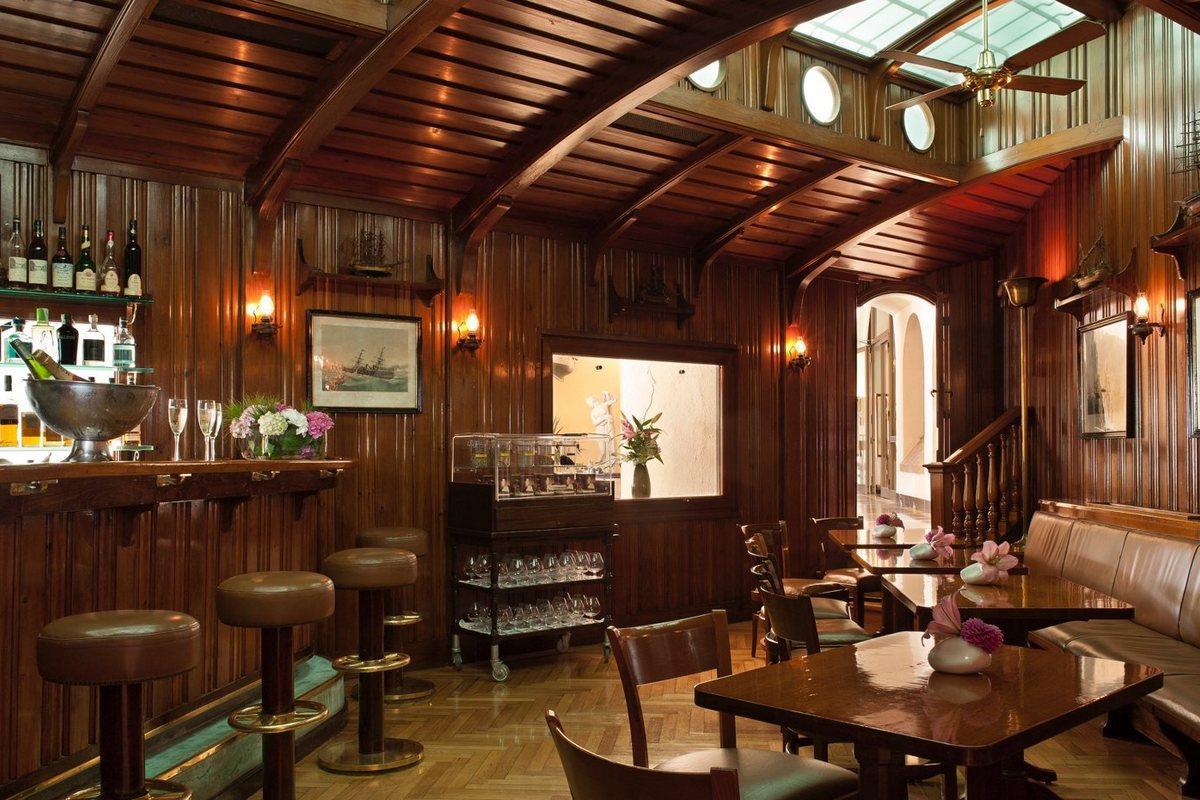 Hostal de la Gavina – Restauracja