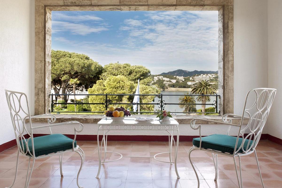 Hostal de la Gavina – Suite Deluxe Balcony