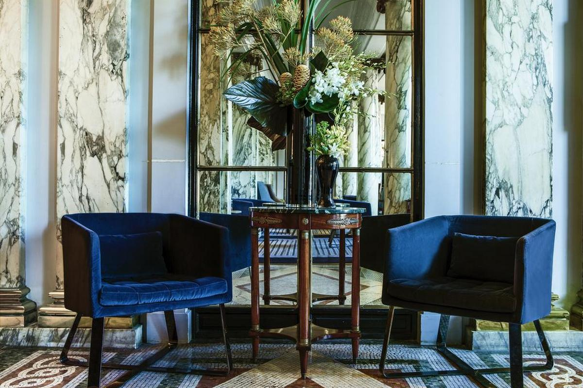 Hotel Brighton – Lobby