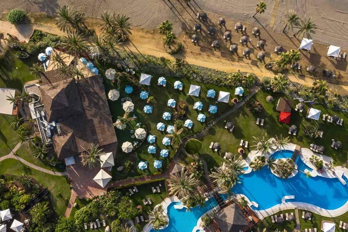 Kempinski Hotel Bahia – Basen i plaża