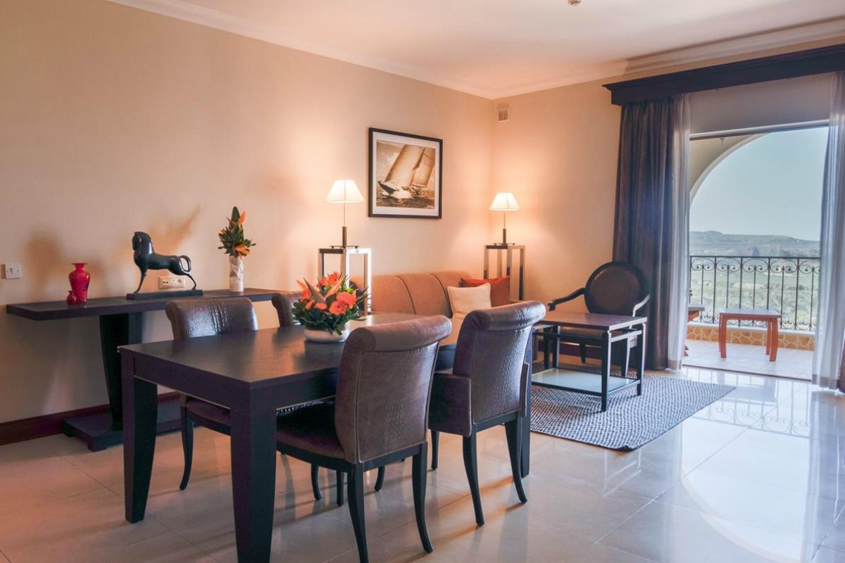 Kempinski San Lawrenz – Two Bedroom Suite
