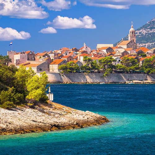 Korcula – Adriatyk_miniatura