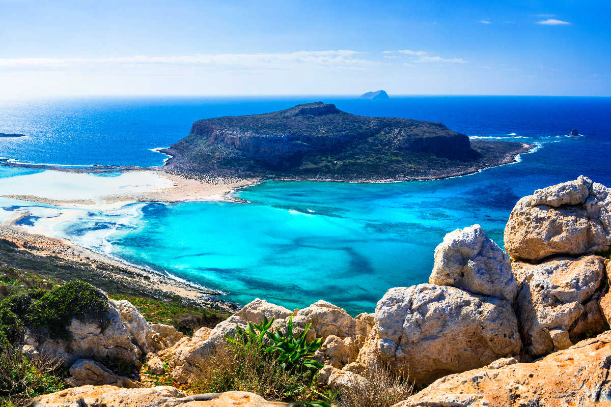 Kreta – Balos