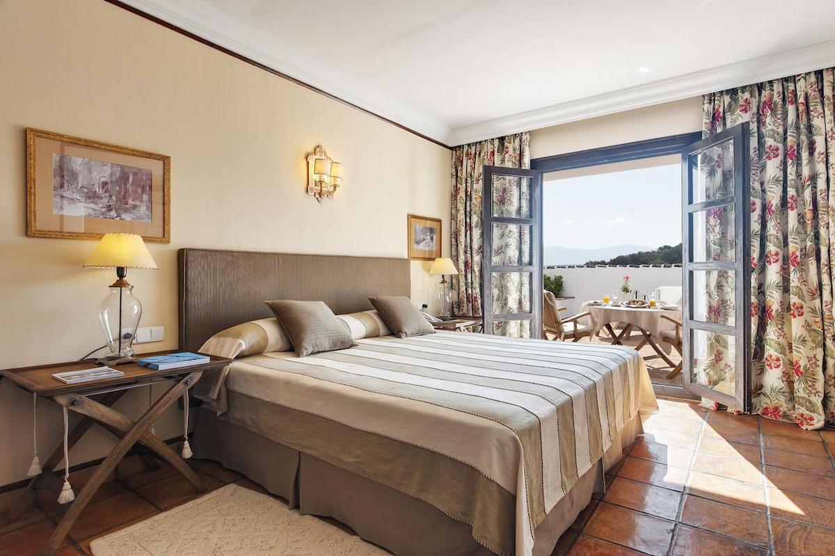 La Bobadilla, A Royal Hideaway Hotel – Apartament typu Junior Suite