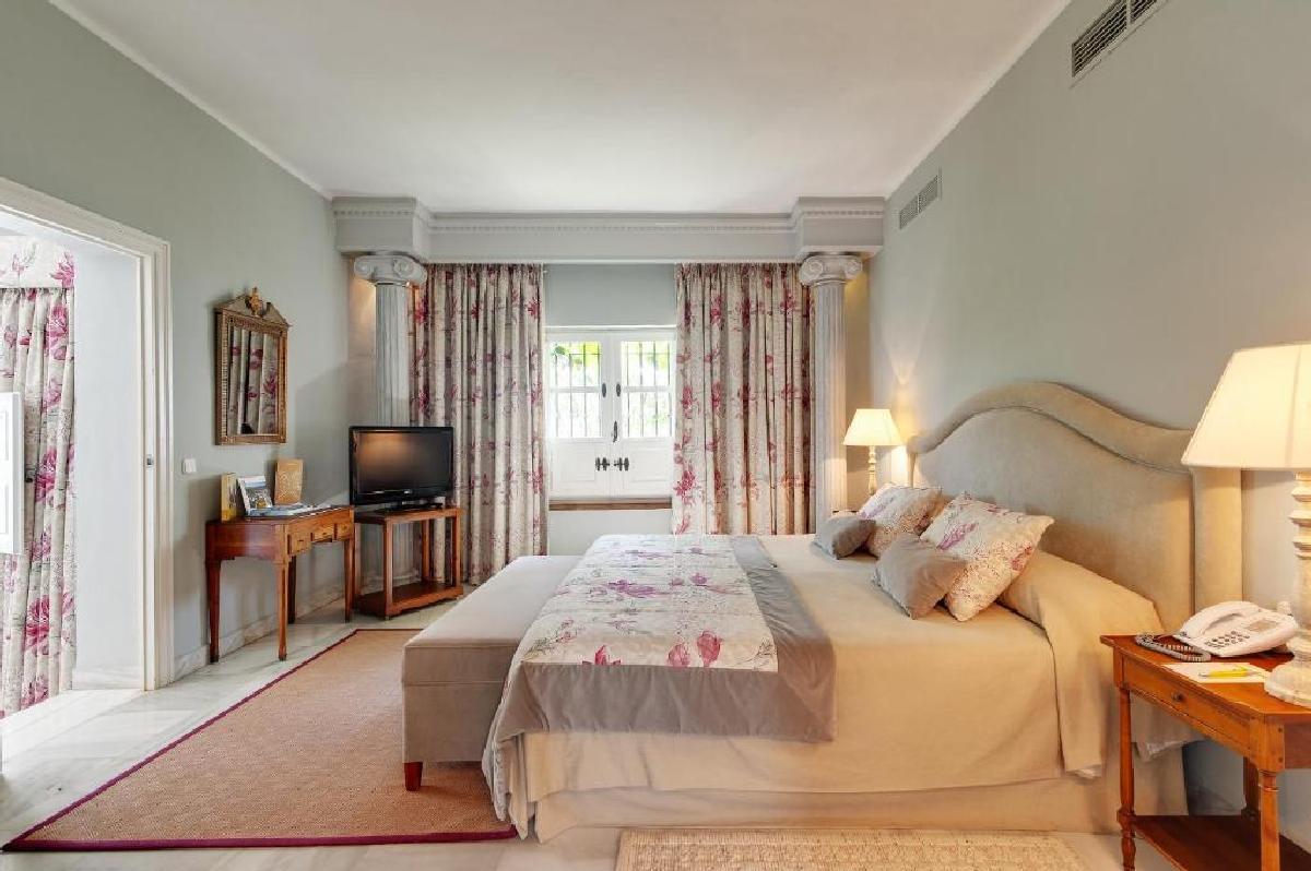 La Bobadilla, A Royal Hideaway Hotel – Apartament typu Junior Suite z ogrodem i tarasem