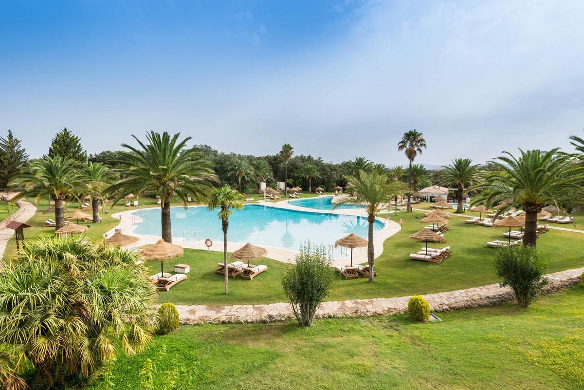 La Bobadilla, A Royal Hideaway Hotel – Basen