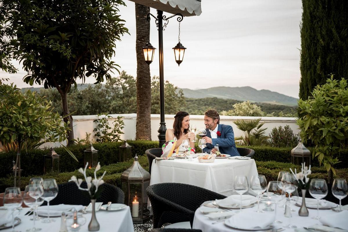 La Bobadilla, A Royal Hideaway Hotel – Restauracja