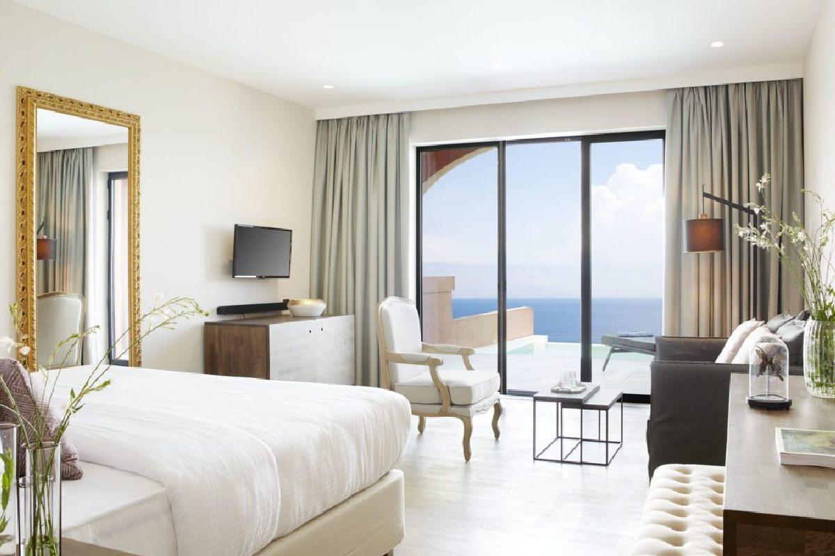 MarBella Nido Suite – Pokój typu Deluxe Junior Suite z basenem