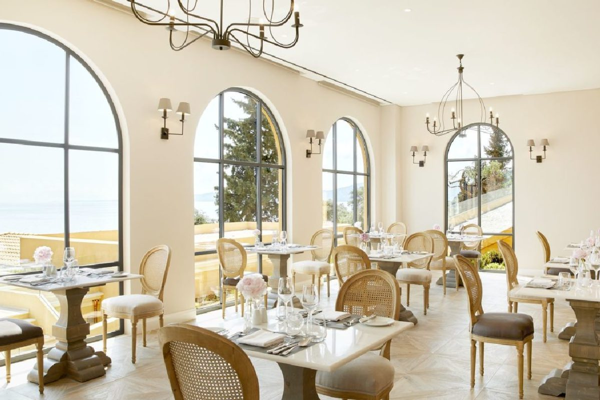 MarBella Nido Suite – Restauracja