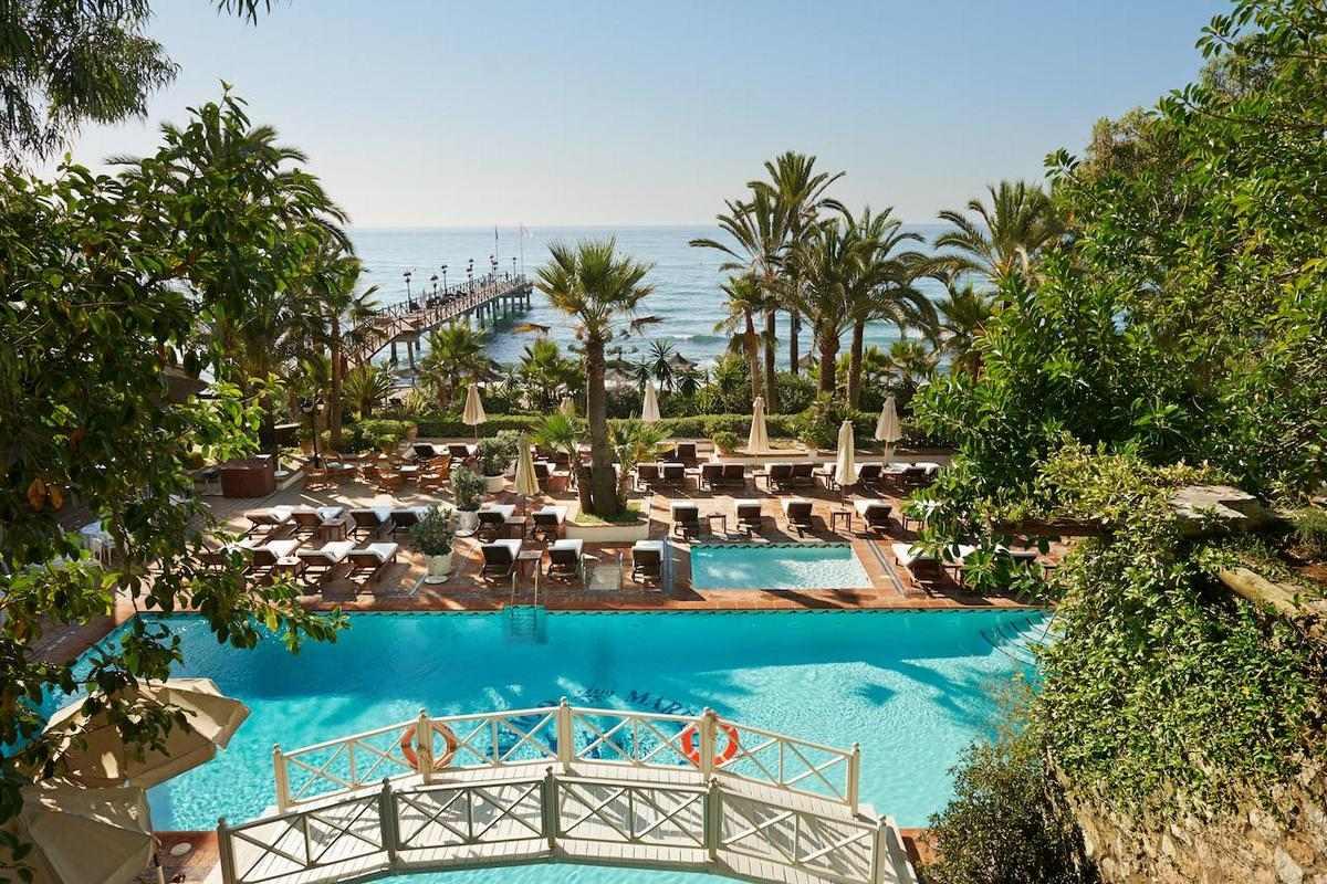 Marbella Club Hotel – Basen