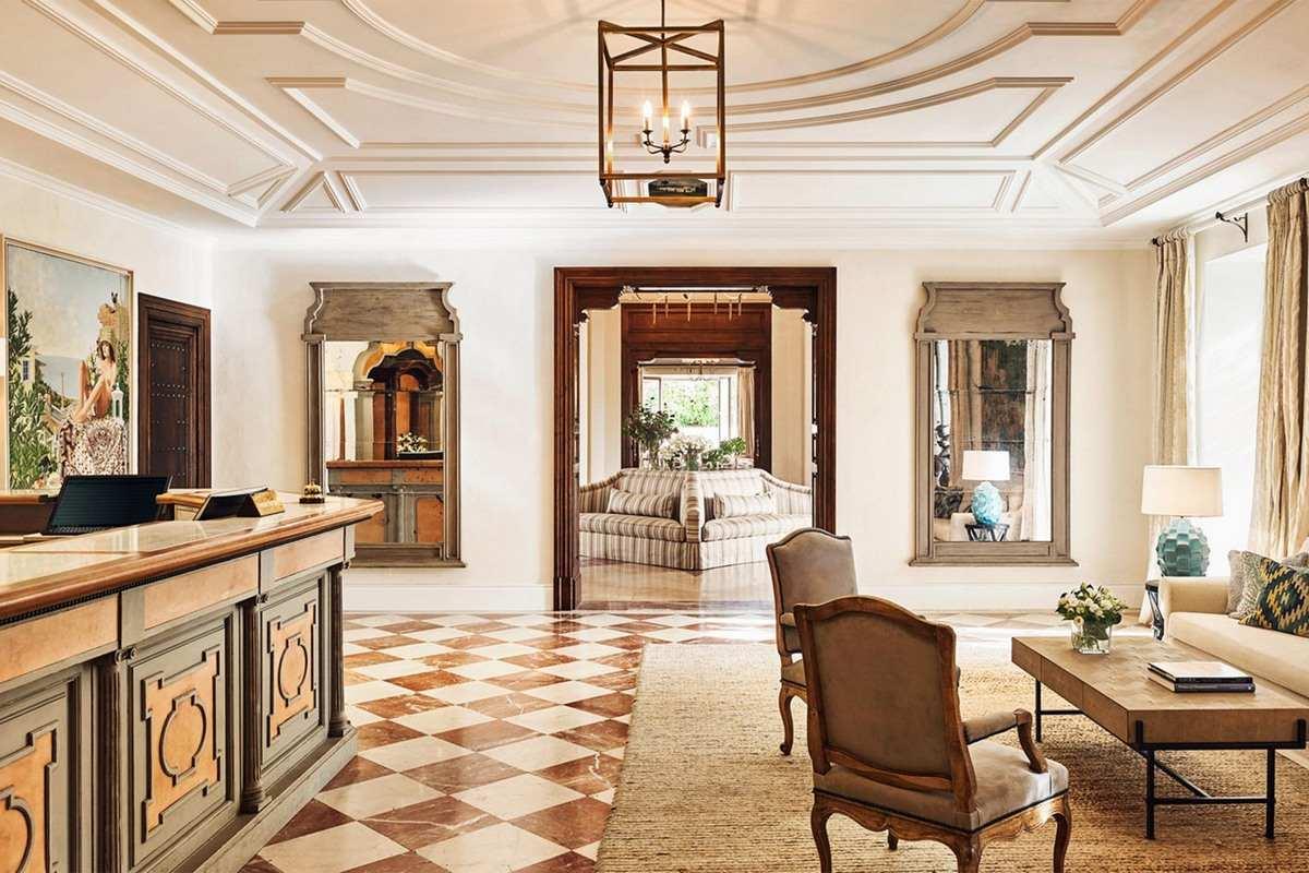 Marbella Club Hotel – Lobby