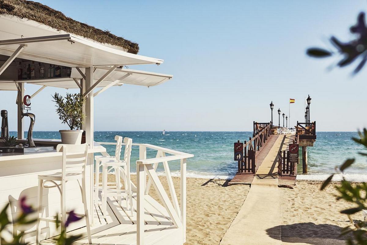 Marbella Club Hotel – Plaża