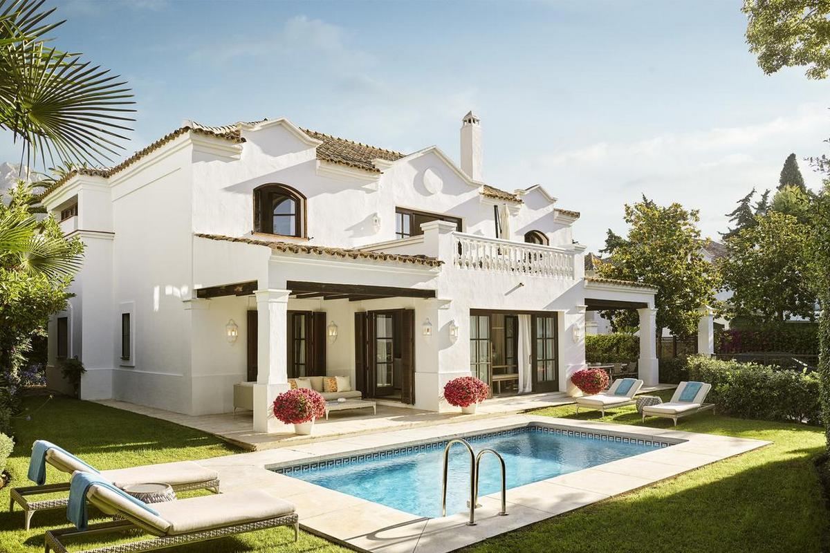 Marbella Club Hotel – Willa z basenem