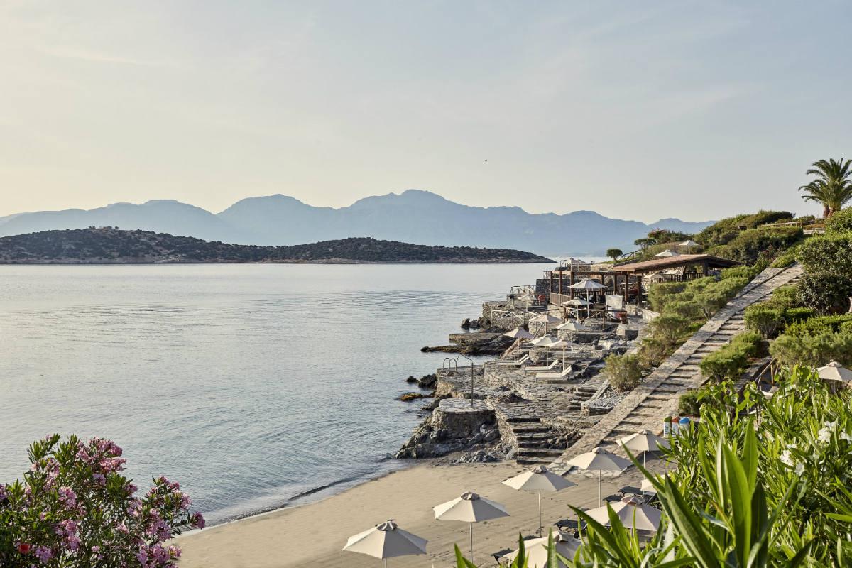 Minos Palace – Plaża