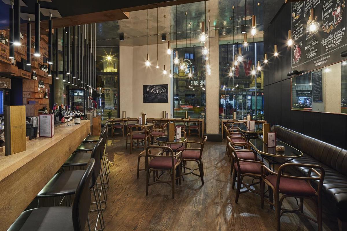 Ohla Barcelona – Bar