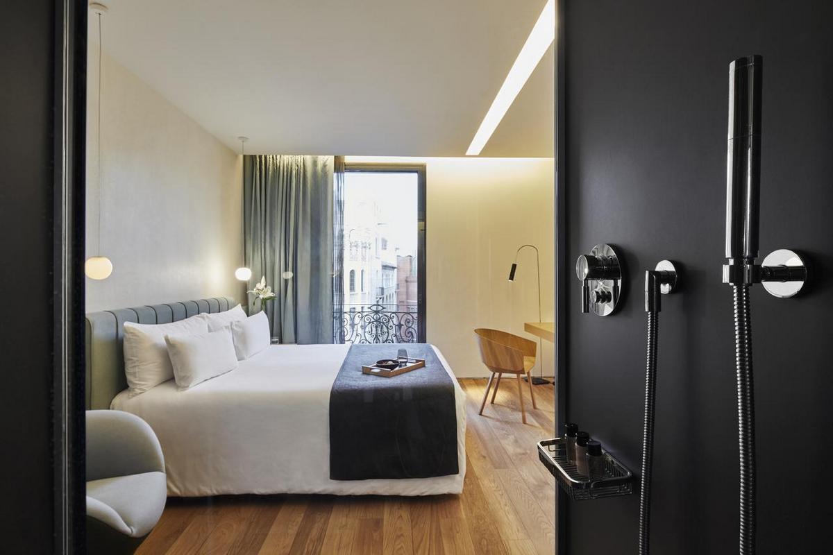 Ohla Barcelona – Double Room