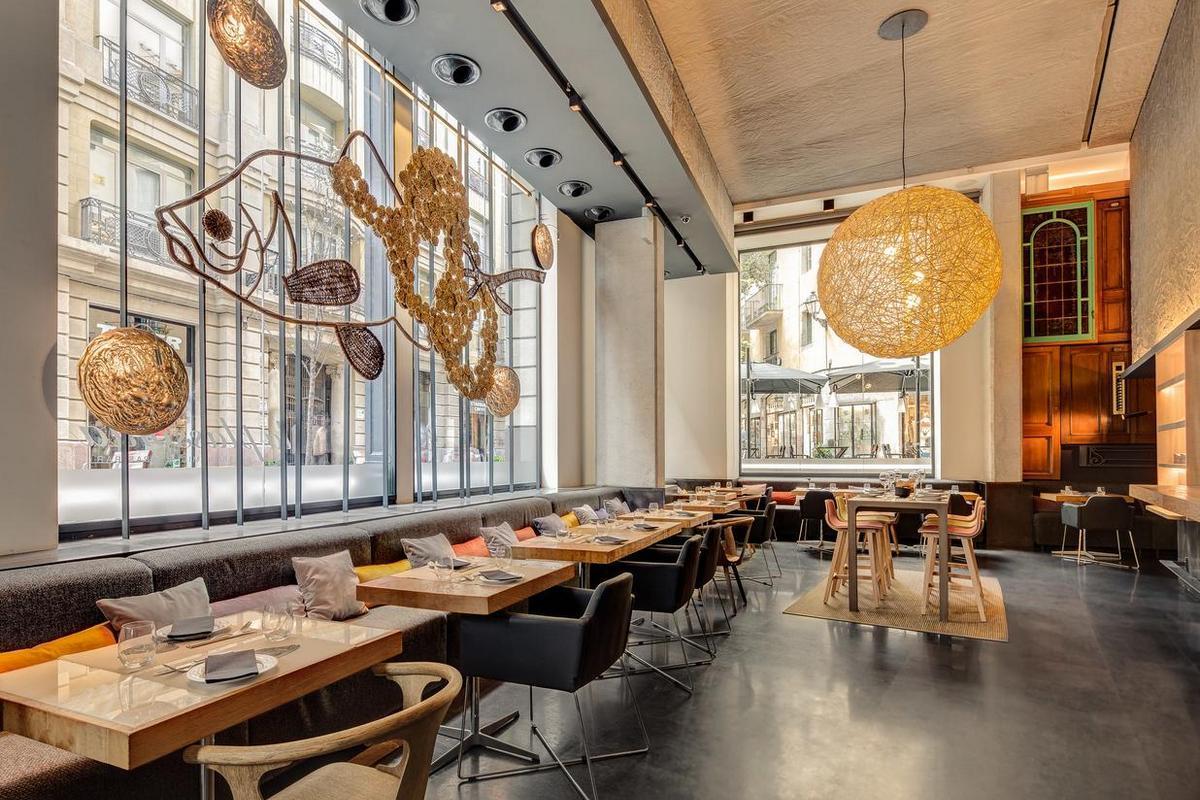 Ohla Barcelona – Restauracja