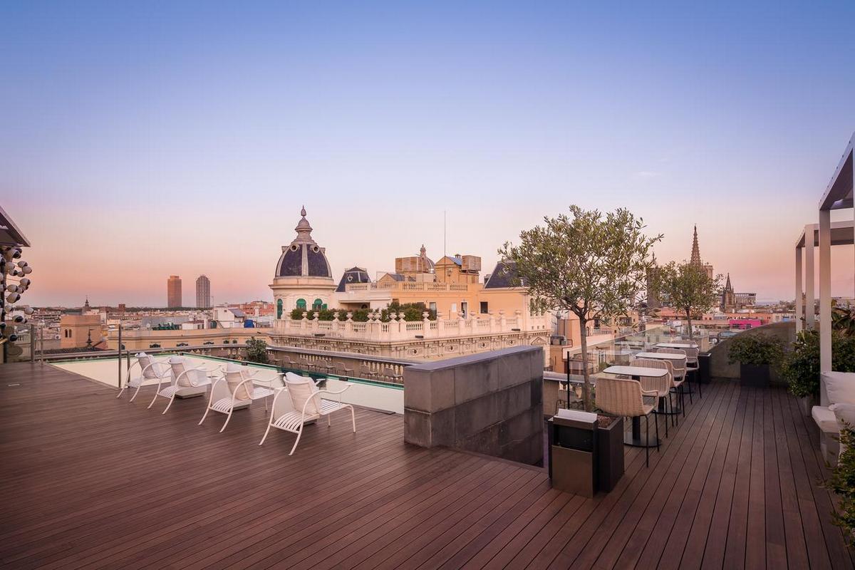 Ohla Barcelona – Taras