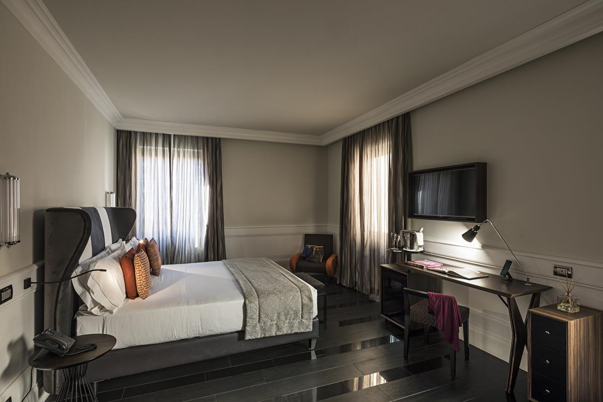 Palazzo Navona – Pokój typu Open Suite