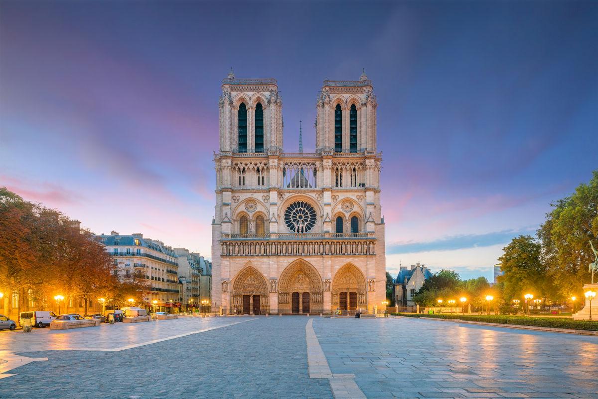 Paryż – Notre Dame