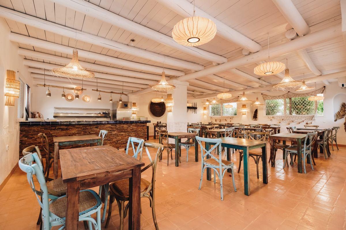 Petunia Ibiza – Restauracja