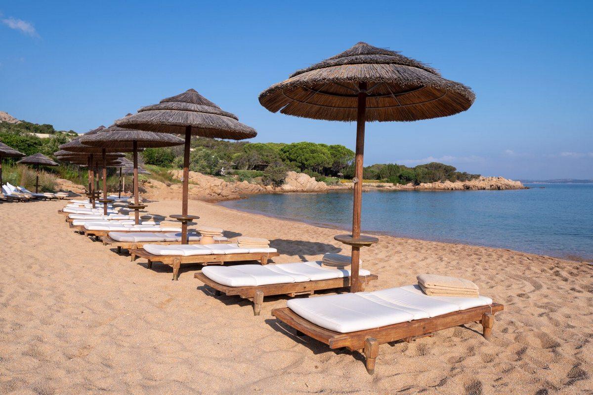 Pitrizza – Plaża