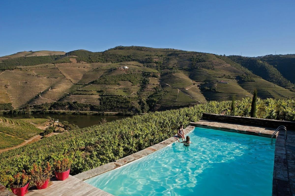 Quinta Nova Luxury Winery House – Basen