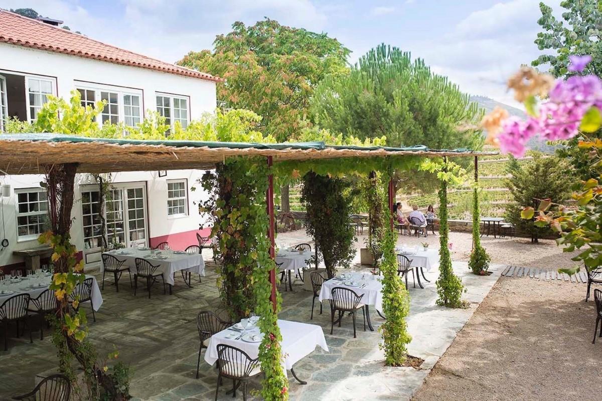 Quinta Nova Luxury Winery House – Restauracja