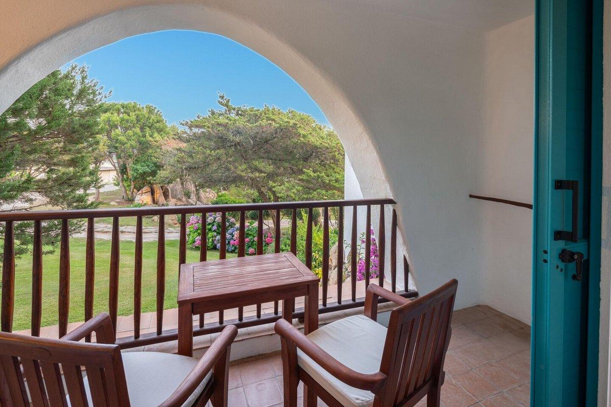 Romazzino – Classic Garden View Room