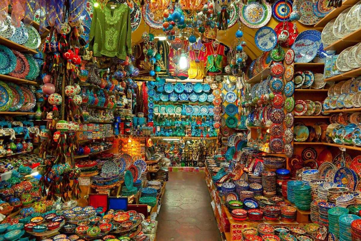 Stambuł – Bazar