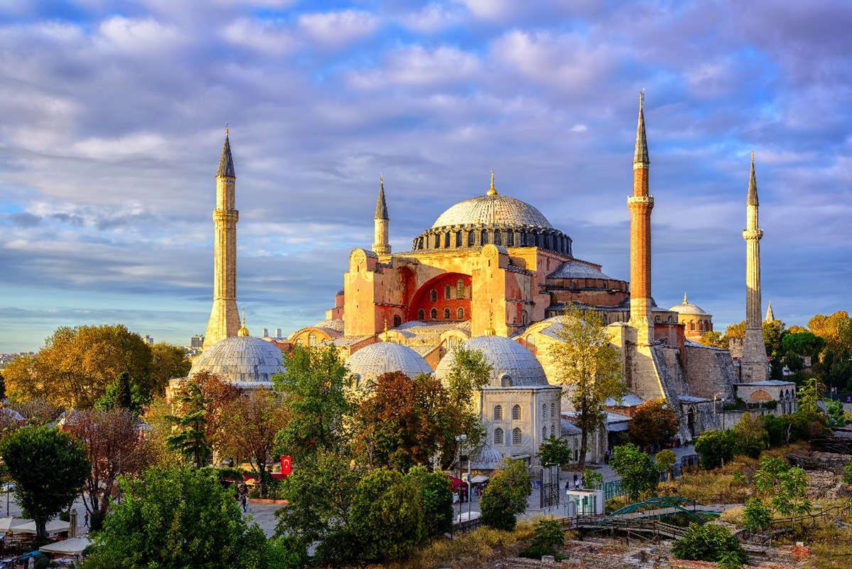 Stambuł – Hagia Sofia