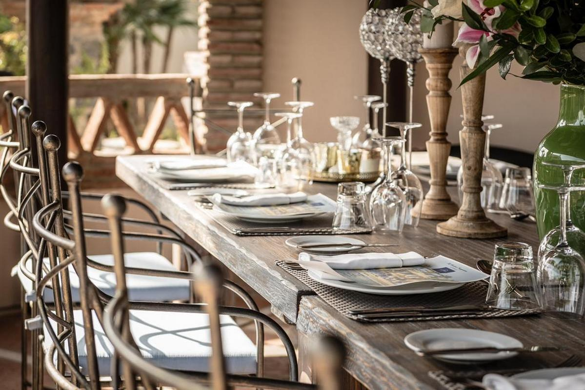 The Residence by theBeach House Marbella – Restauracja